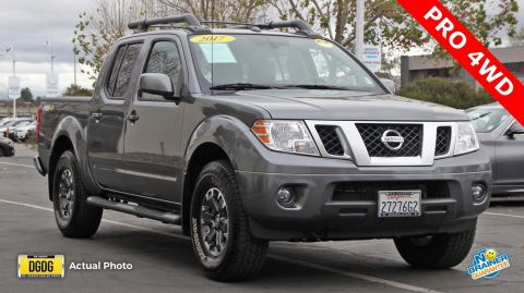 Used Nissan Frontier PRO