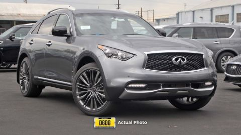 New INFINITI QX70 Base