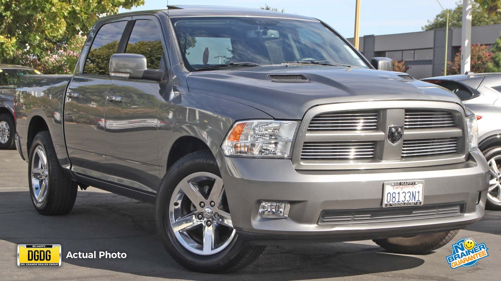 Pre Owned 2012 Ram 1500 Sport Crew Cab Pickup In Santa Clara 1953 Dodge Truck Fuel Filter