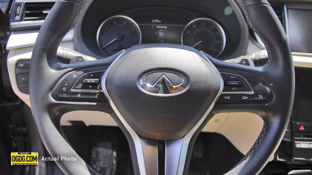 Certified Pre-Owned 2019 INFINITI QX50 LUXE