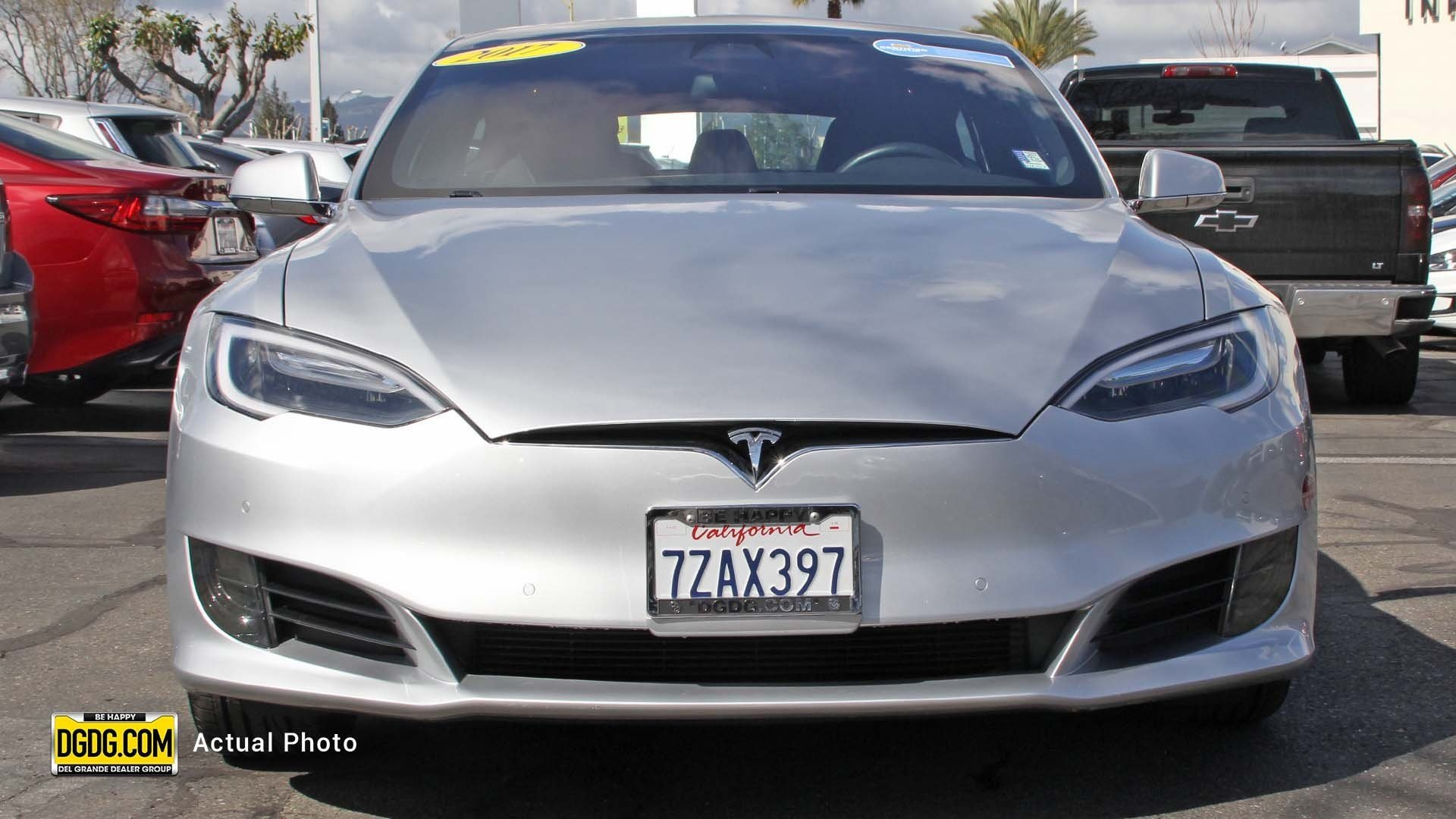 Pre-Owned 2017 Tesla Model S 75