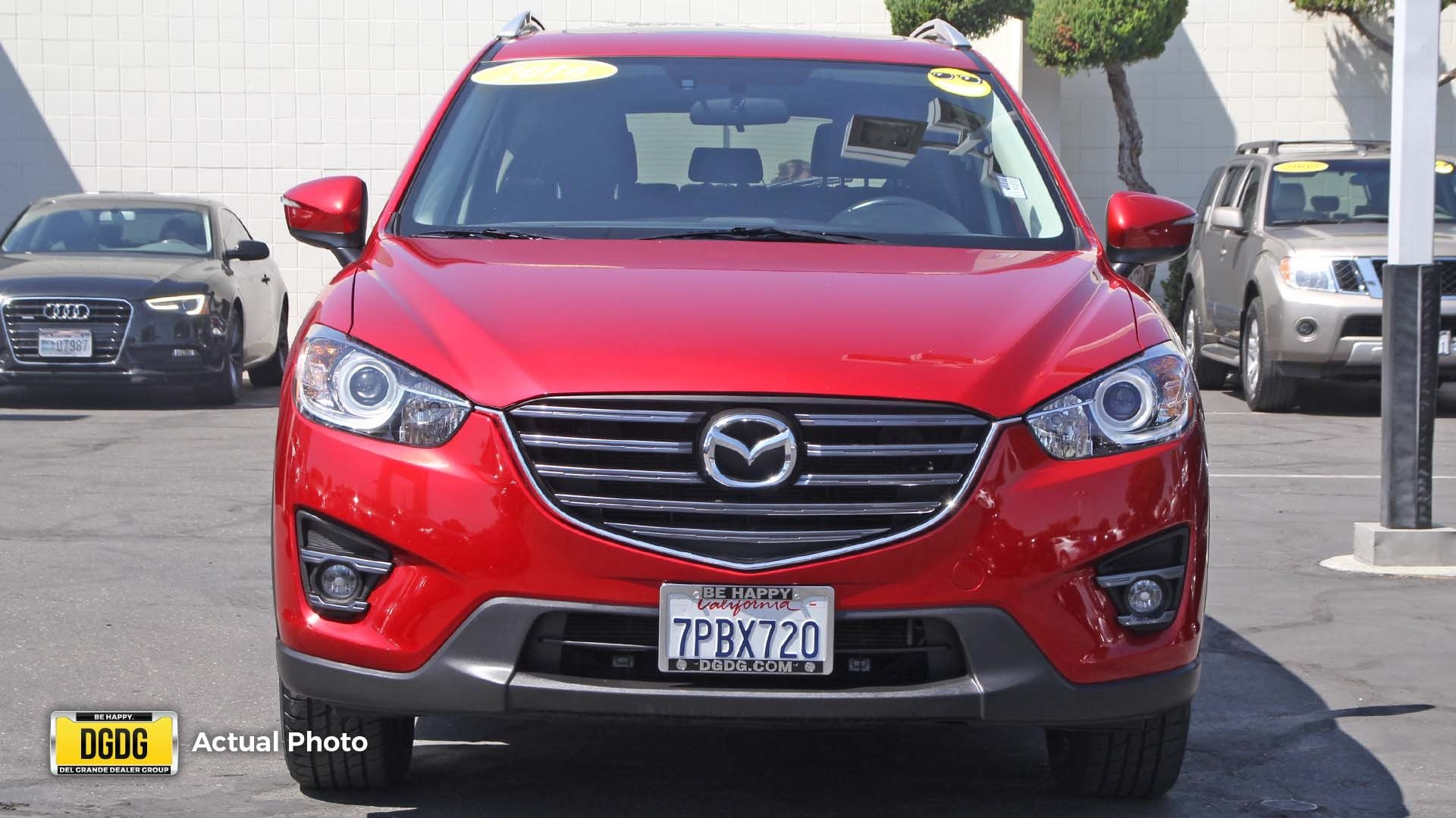 Pre Owned 2016 Mazda CX 5 Grand Touring Sport Utility in Santa Clara