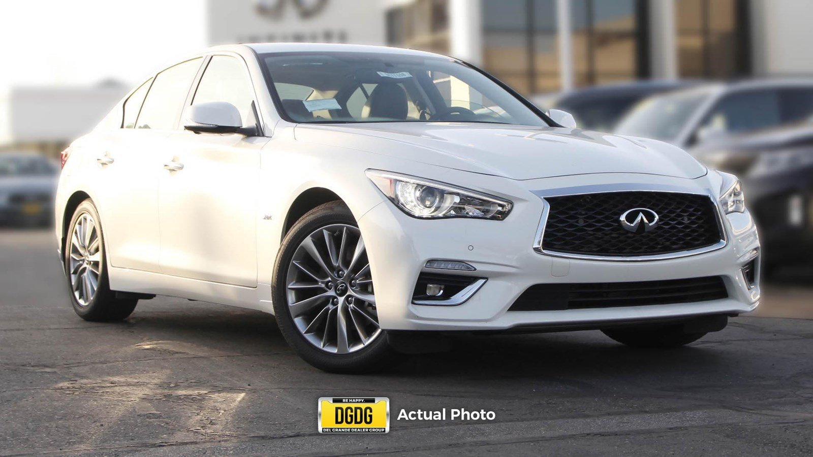2018 INFINITI Q50 3.0t LUXE Proassist, Essential, Sensory Package AWD