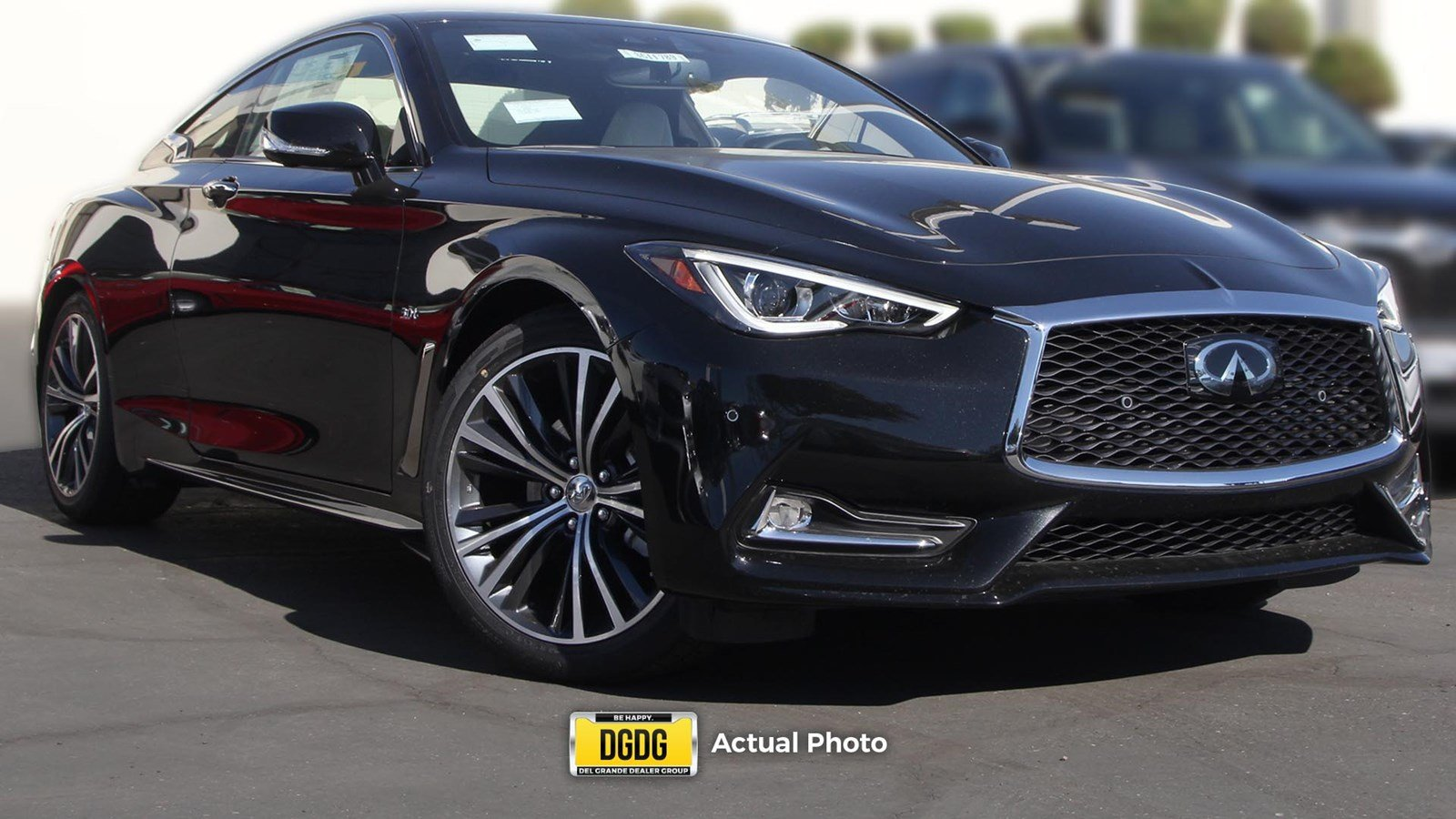 New 2018 Infiniti Q60 3 0t Luxe 2dr Car In Santa Clara Sci1789