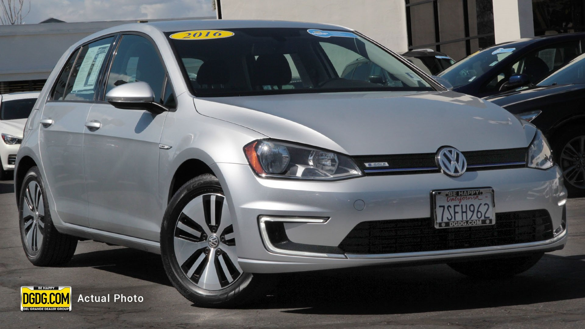 Pre Owned 2016 Volkswagen E Golf Se