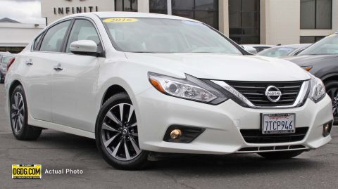 Pre-Owned 2016 Nissan Altima 2.5 SL FWD 4dr Car