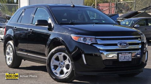 Pre-Owned 2012 Ford Edge SEL FWD Station Wagon