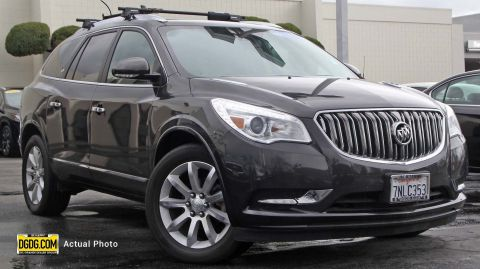 Pre-Owned 2015 Buick Enclave Premium AWD Sport Utility