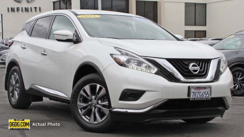 Pre-Owned 2015 Nissan Murano S FWD Sport Utility