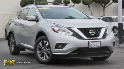 Pre-Owned 2015 Nissan Murano SV FWD Sport Utility
