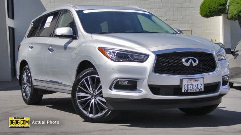 Pre-Owned 2018 INFINITI QX60 AWD Sport Utility
