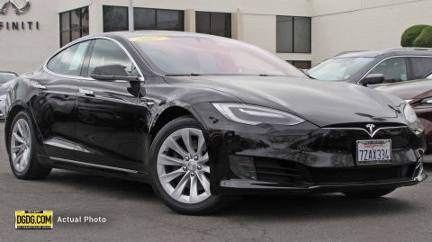 Pre-Owned 2017 Tesla Model S 75 RWD Hatchback