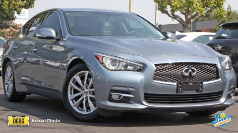 Certified Pre-Owned 2015 INFINITI Q50