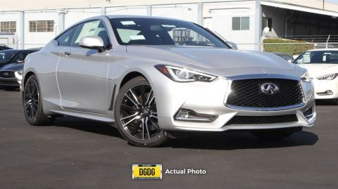 New 2018 INFINITI Q60 SPORT RWD 2dr Car