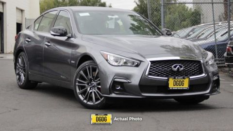 New 2019 INFINITI Q50 RED SPORT 400 AWD 4dr Car