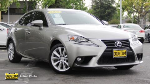 Pre-Owned 2016 Lexus IS 200t 200t
