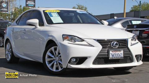 Pre-Owned 2016 Lexus IS 200t 200t RWD 4dr Car