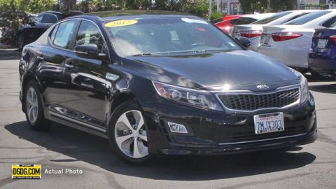 Pre-Owned 2015 Kia Optima Hybrid FWD